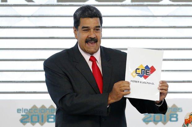 ABD Başkan Yardımcısı Pence'den Venezuela tepkisi