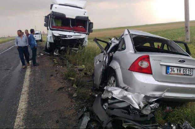 Şırnak'ta feci kaza! İmam, oğlu ve öğrencisi öldü