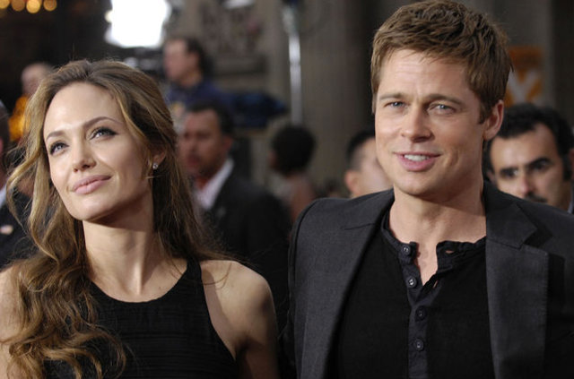 Angelina Jolie sinirden küplere bindi - Magazin haberleri