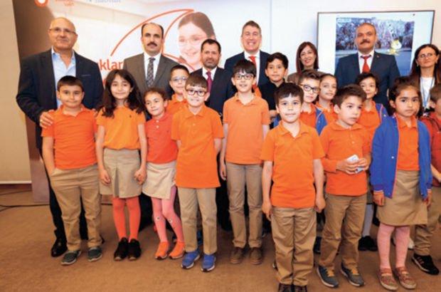 Vodafone'dan 500 çocuğa kodlama eğitimi