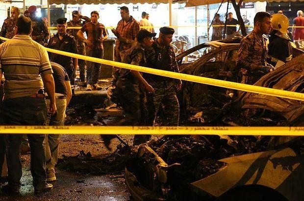Bağdat'ta intihar saldırısı: 8 ölü, 11 yaralı