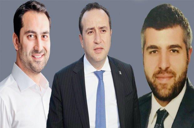 Bülent Arınç Ahmet Mücahit Arınç Zülfü Tolga Ağar Mehmet Ağar Mustafa Kamalak Muhammet Furkan Kamalak