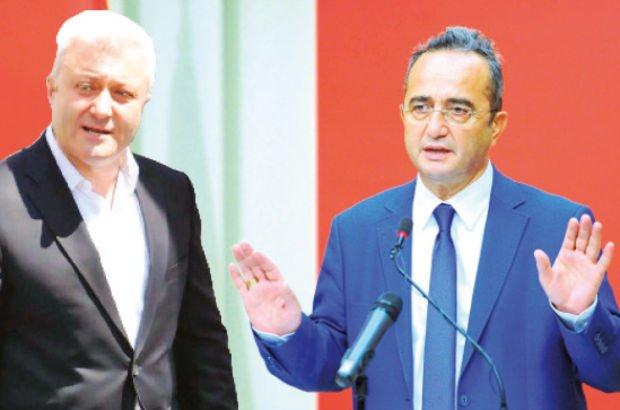 CHP'li Özkan ile Tezcan'ın yumruklaştıkları iddiası