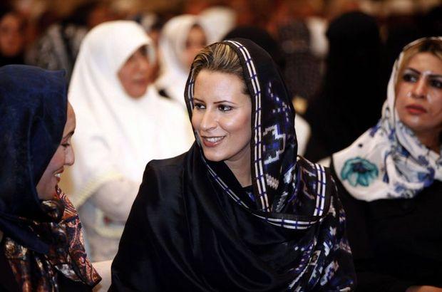 Ayşe Kaddafi Afrikalı dolandırıcılar Muammer Kaddafi