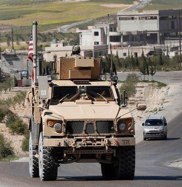 Suriye: ABD koalisyonu mevzilerimizi vurdu!