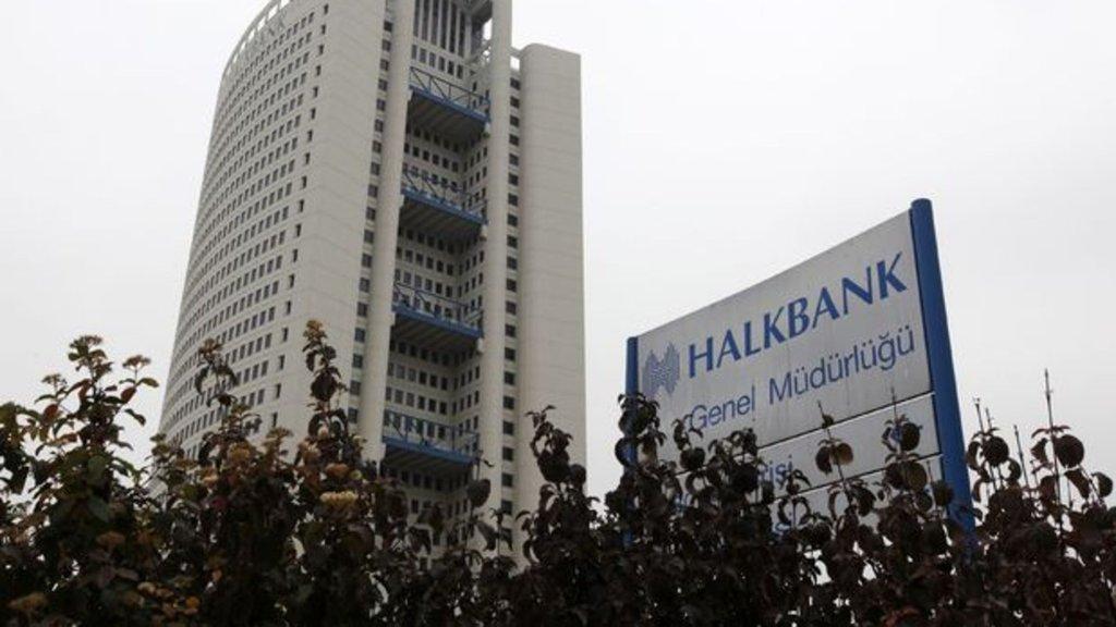 Halkbank'tan 'para cezası' iddialarına yalanlama