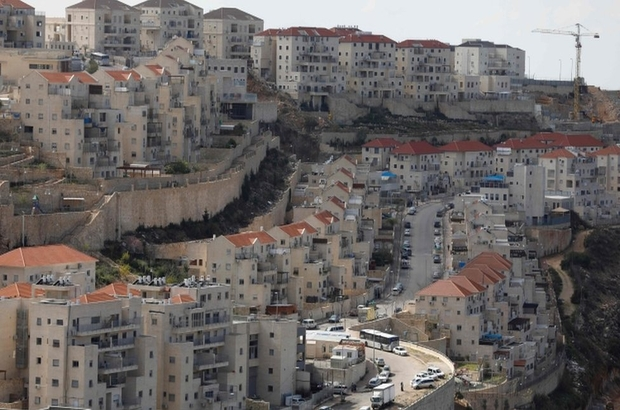 İsrail Savunma Bakanı: Batı Şeria'da 3900 yeni Yahudi yerleşimi yapacağız