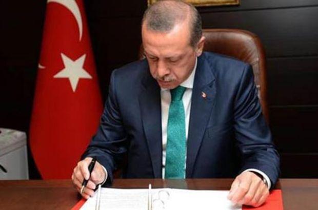 Son dakika... Cumhurbaşkanı Erdoğan'dan rektör ataması