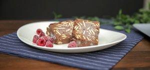 Mozaik kek tarifi: Çayın yanına çok yakışan mozaik kek nasıl yapılır? Mozaik kek kaç kalori?