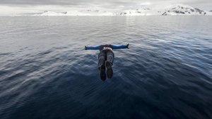 Antarktika'da tarihi atlayış