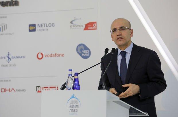 Son dakika: Mehmet Şimşek'ten flaş Merkez Bankası açıklaması