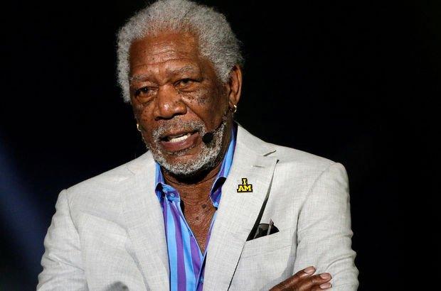 8 kadından Morgan Freeman'a taciz suçlaması - Magazin haberleri