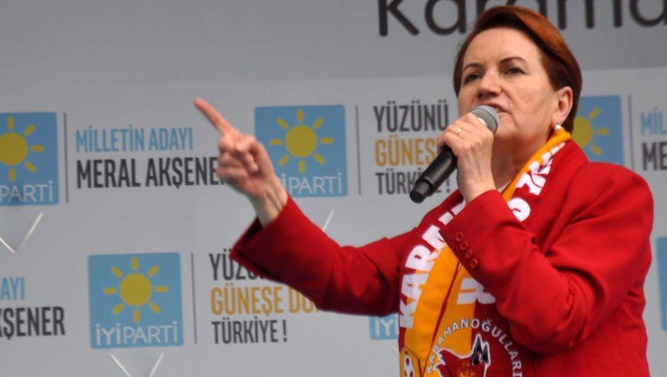 Meral Akşener: Kayseri'yi, Milano gibi yapacağım