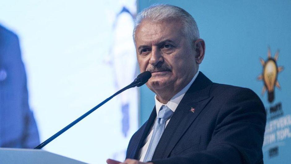 Başbakan Yıldırım, İzmirdeki yeni havalimanının adını açıkladı!