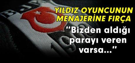 Beşiktaş'tan son dakika transfer haberleri (25 Mayıs)