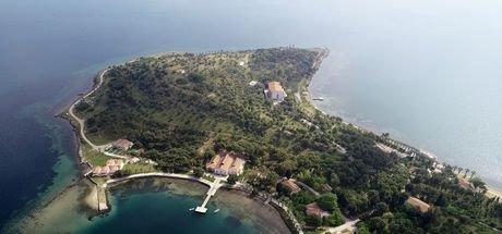 Osmanlı döneminde 1800'lü yıllarda inşa Karantina Adası'nda 2 önemli proje
