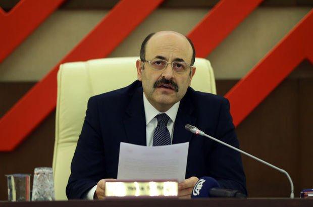 YÖK Başkanı Saraç: Bu mesele ziyaret meselesi değil