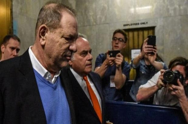 Weinstein 1 milyon dolar kefaletle serbest kaldı