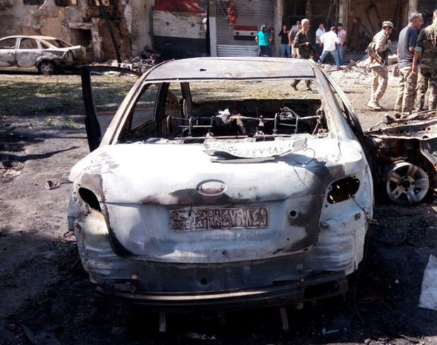İdlib'de patlama: 2 ölü 50 yaralı