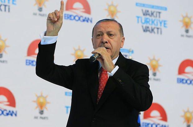 Son dakika! Erdoğan'dan kur mesajı: Paranızı TL'ye çevirin, bu oyunu bozacağız