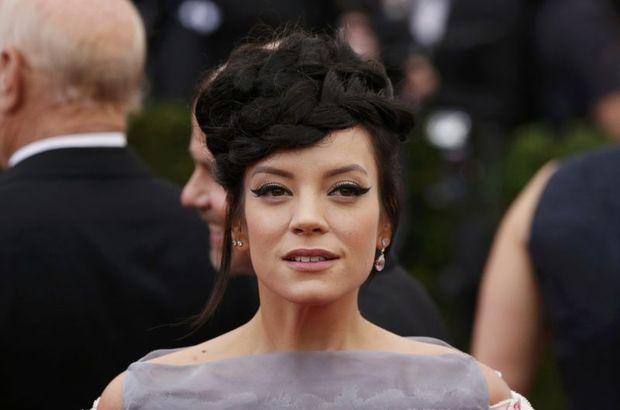 Lily Allen: Kocamı aldattım! - Magazin haberleri