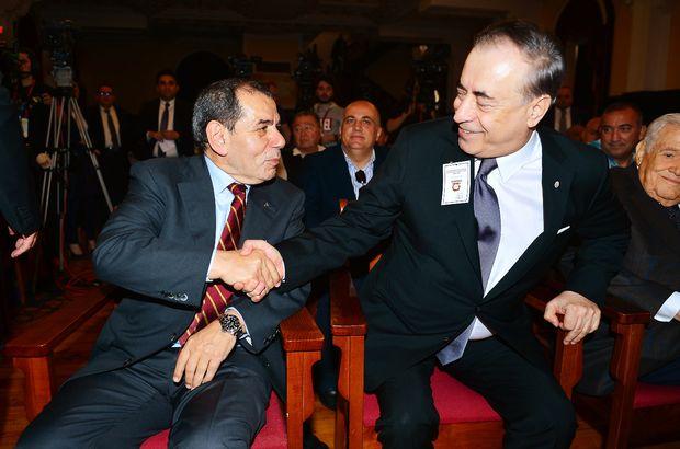 Son dakika! Dursun Özbek, seçimin gerçekleştirildiği Galatasaray Lisesi'nden ayrıldı