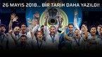 Kupa beyi Real Madrid!