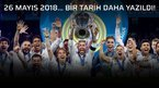 Kupa beyi Real Madrid!