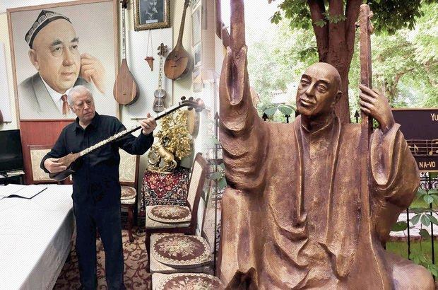 Özbek Musikisi Türk müziği Yunus Recebî Taşkent Özbekistan