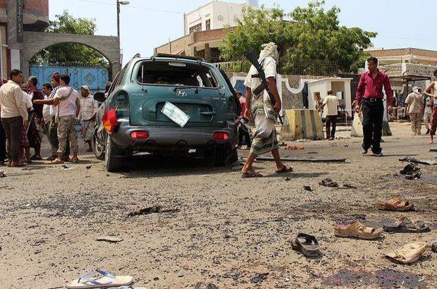 Yemen'de bombalı saldırı: 1 asker öldü