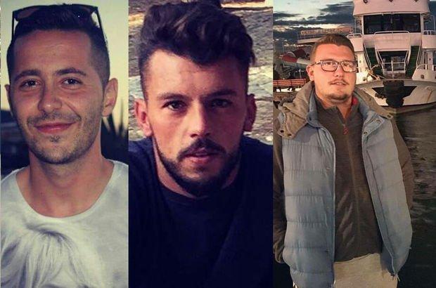 Ayvalık'ta balıkçı teknesi battı: 1 kişi kurtarıldı, 4 kişi kayıp