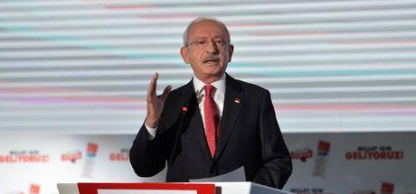Son Dakika: Kılıçdaroğlu'ndan 4 aşamalı plan