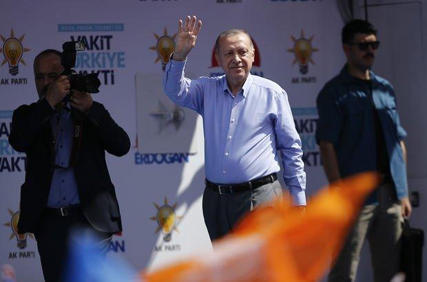 Son Dakika: Cumhurbaşkanı Erdoğan'dan muhalefete yanıt!