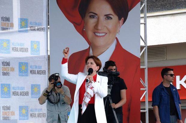 Meral Akşener: Türkiye yeniden tarım ülkesi olacak