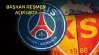 Kayseri'den PSG'ye!