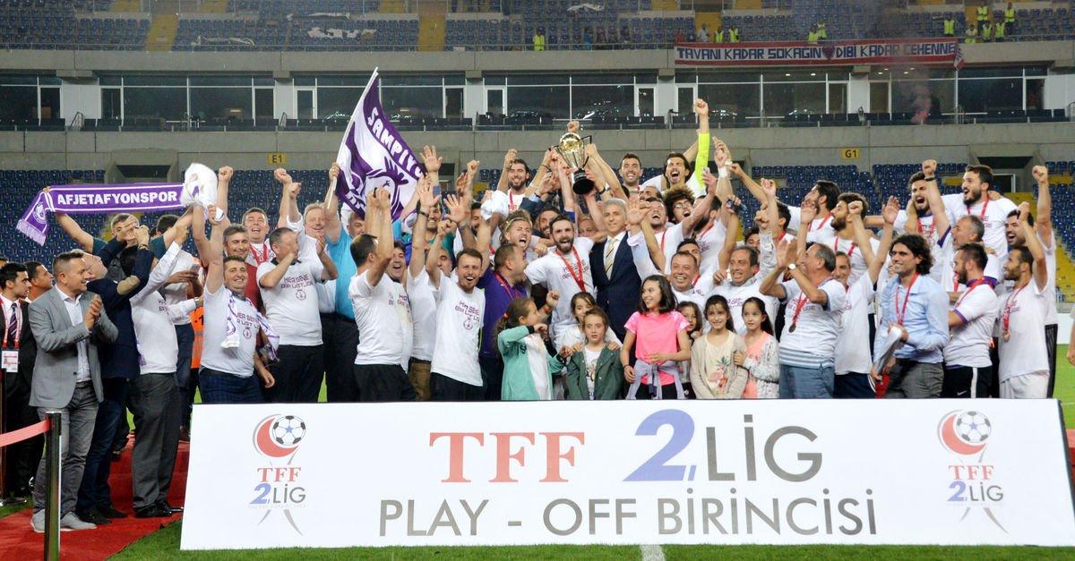 Sakaryaspor - Afjet Afyonspor maçı hangi kanalda, saat kaçta? Play-off final heyecanı!   Spor ...