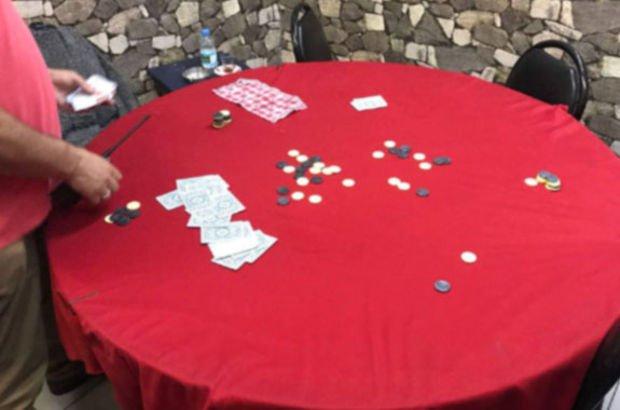 Kumar oynayan 55 kişiye ceza