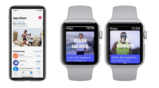 Apple Watch ile spor yapanlara özel ipuçları