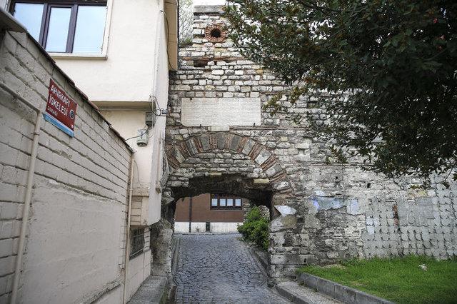 İstanbul'un tarihi kapıları!