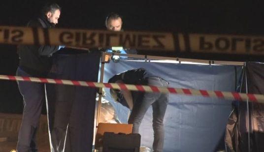 Başakşehir'de bavul içerisinde erkek cesedi bulundu