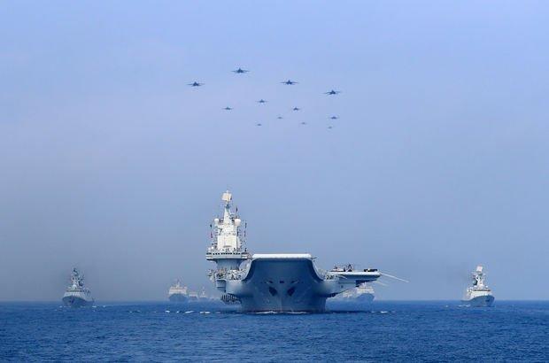 Son dakika... Çin'den ABD'ye sert uyarı: Savaş gemileri sevk edildi!