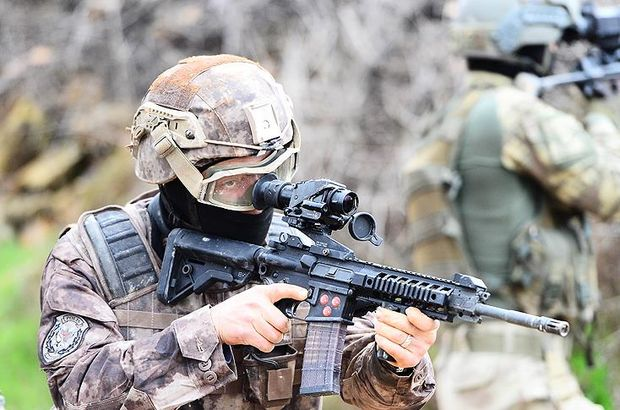 Son dakika: Giresun'da teröristlerle sıcak temas!