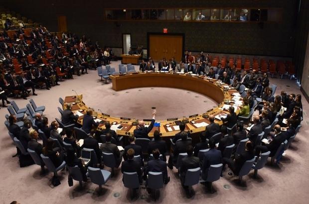 Suriye'nin BM Silahsızlanma Konferansı'na başkanlık etmesine tepki