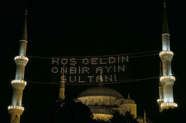 İstanbul iftar vakti! 28 Mayıs İstanbul iftara kalan süre! İstanbul akşam ezanı saati...
