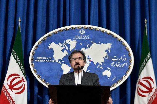 İran Dışişleri Bakanlığı Sözcüsü'nden gizli görüşme yanıtı