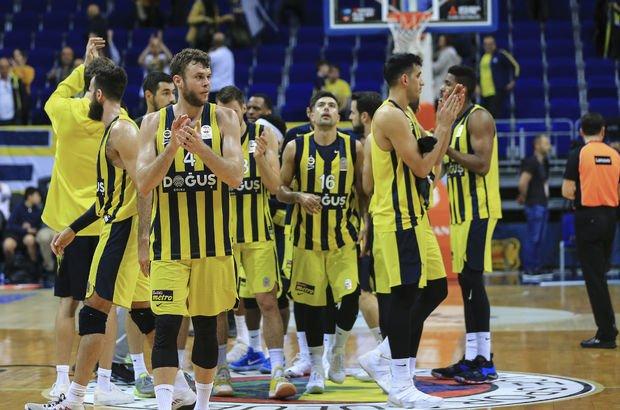 Fenerbahçe, Banvit'i devirdi