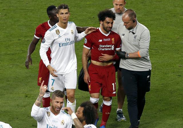Sergio Ramos yandı! Salah'a hareketi nedeniyle rekor tazminat bekleniyor!