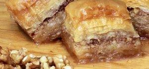 Cevizli baklava tarifi: Baklava nasıl yapılır, kaç kaloridir? Usta işi baklava tarifi