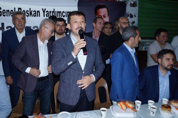 AK Partili Dağ: İnce bisiklete binecekti ama...