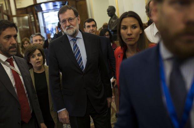İspanya'da Rajoy hükümeti güven oylamasına gidiyor!